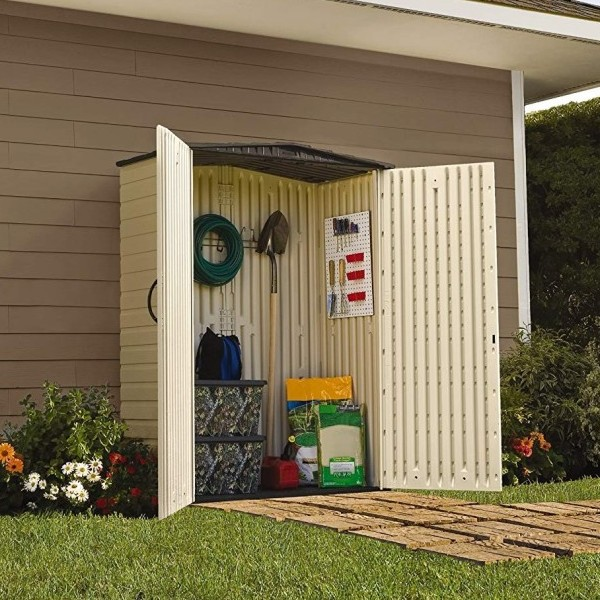 Rubbermaid 5ft x 2ft Plastic Shed