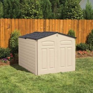 Rubbermaid 5ft x 6ft Sliding Roof Shed