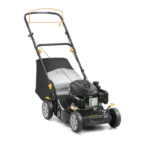"Alpina BL410S 16"" Self-Propelled Petrol Lawnmower"