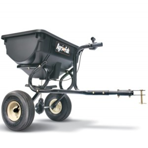 Ride On Lawnmower 85lb Tow Spreader