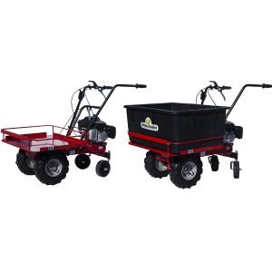 Platform For Carry Petrol Wheelbarrow