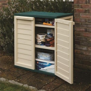 Outdoor Utility Cabinet