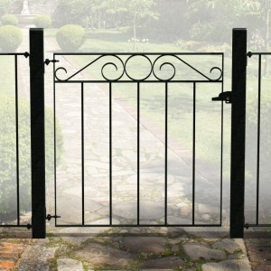 Villa Single Gate