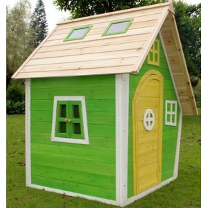 Whacky Ranch Playhouse
