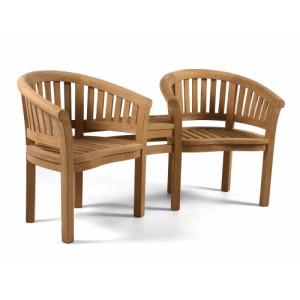 Windsor Teak Companion Seat