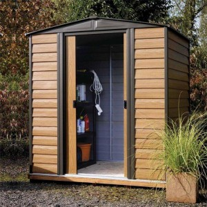 Woodvale 6 x 5 Metal Shed