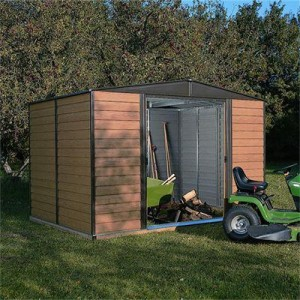 Woodvale 8 x 6 Metal Shed
