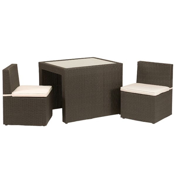 Cannes Breakfast Cube Set