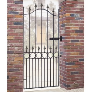 Sandringham Tall Single Gates