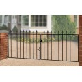 Made to Measure Saxon Flat Top Double Gate