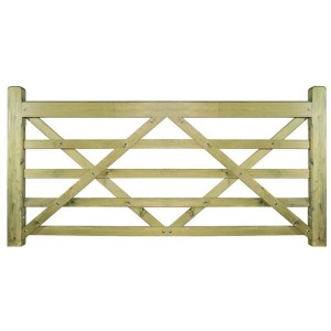 Evington 5 Bar Field Gate