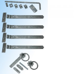 Hampton Double Gates Fittings Pack