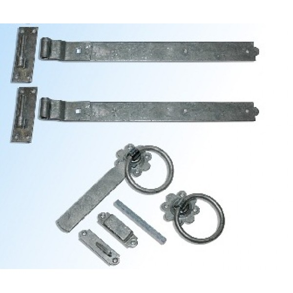 Windsor Tall Single Gate Fittings Pack