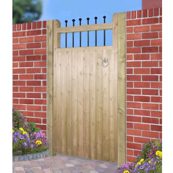 Kensington Tall Single Gate