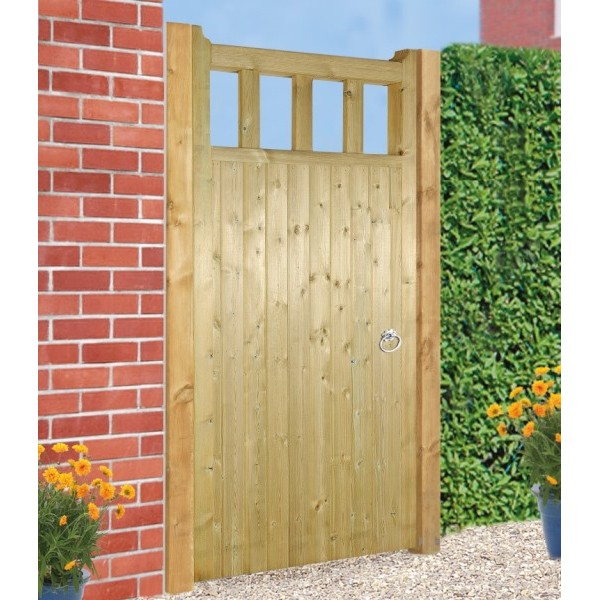 Made to Measure Quorn Tall Single Gate