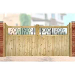 Made to Measure Windsor Double Gates