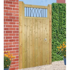 Made to Measure Windsor Tall Single Gate