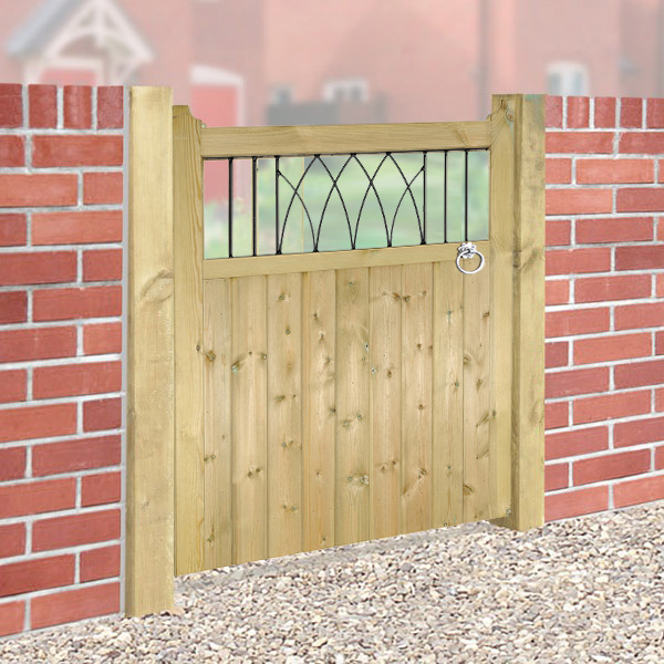 Windsor Single Gate