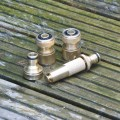 Brass Hose Fitting Set