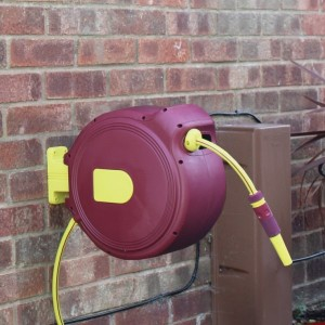 Retractable Hose Reel (20m)