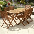 Wooden Patio Sets