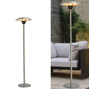 2.1kW Floor Standing Halogen Patio Heater