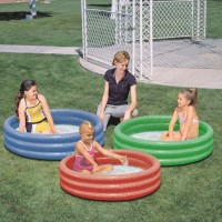 3 Ring Inflatable Paddling Pool