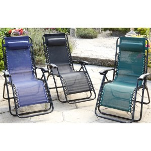 Anti-Gravity Reclining Chairs (Pack of 2)