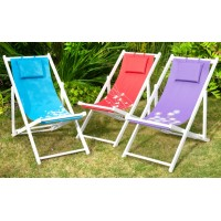 Traditional Deck Chairs