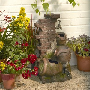 Three Tier Urn Water Feature