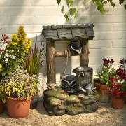 Small Wishing Well Water Feature