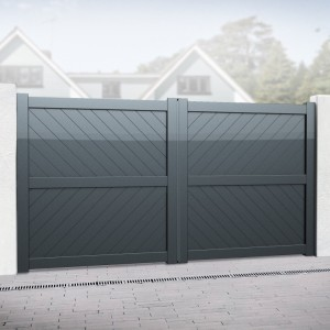 Ludlow Tall Double Gates