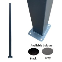 Tall Single Gate Posts