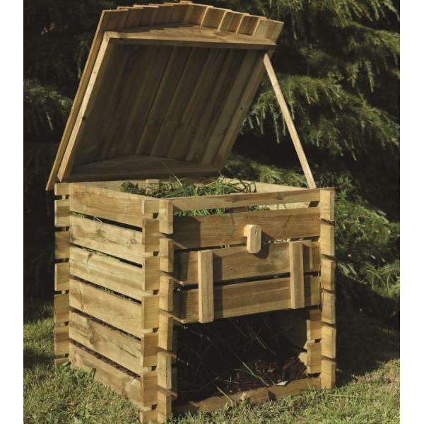 Large Beehive Compost Bin