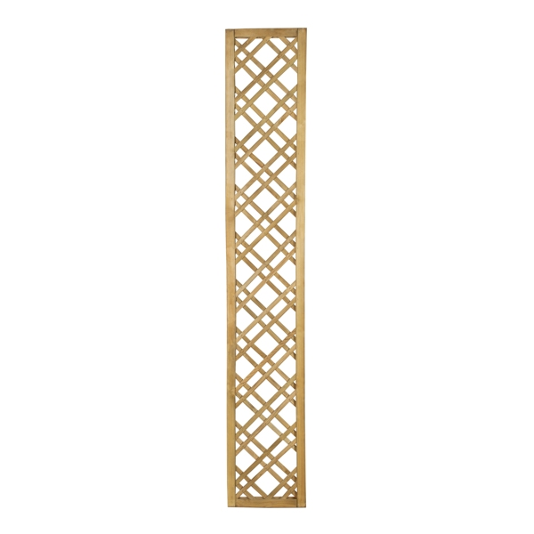 Double Slatted Diamond Lattice 1ft