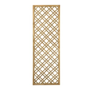 Double Slatted Diamond Lattice 2ft