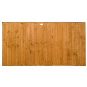 Featheredge Fence Panel 3ft