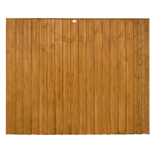 Featheredge Fence Panel 5ft