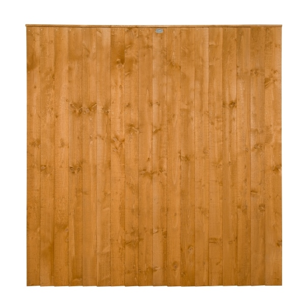 Featheredge Fence Panel 6ft