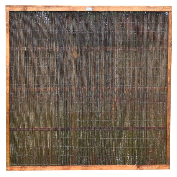 Framed Willow Screen 6ft
