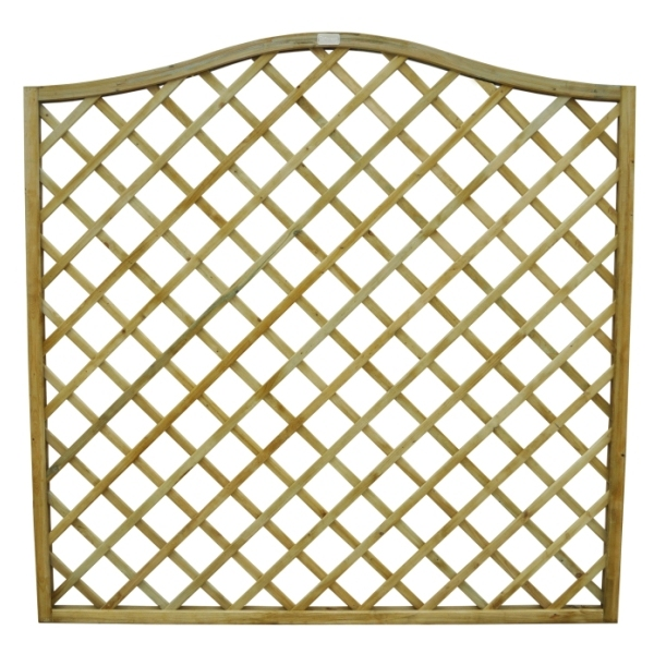 Europa Hamburg Garden Screen 6ft