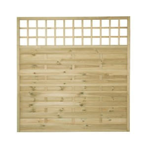 Europa Montreal Fence Panel 6ft