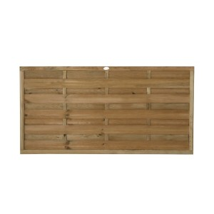 Europa Plain Fence Panel 3ft