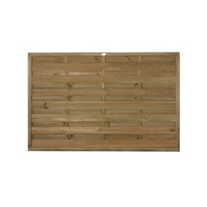 Europa Plain Fence Panel 4ft