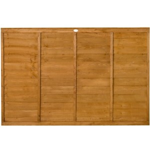 Premier Lap Fence Panel 4ft