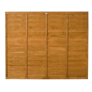 Premier Lap Fence Panel 5ft