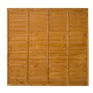 Premier Lap Fence Panel 6ft