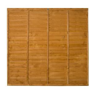 Premier Lap Fence Panel 6ft