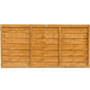 Trade Lap Fence Panel 3ft