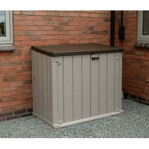 Large Garden Storage Box (842ltr)
